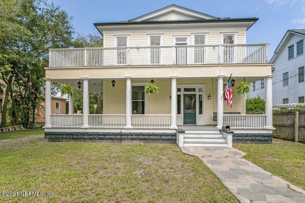 Photo of 1344 HUBBARD ST, JACKSONVILLE, FL 32206 (MLS # 1122435)