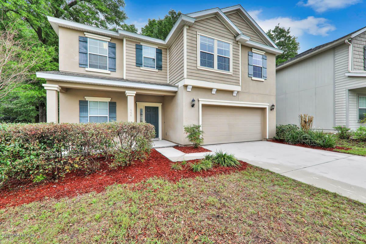 444 AUBURN OAKS RD E, Jacksonville, FL 32218 - MLS#: 1045437