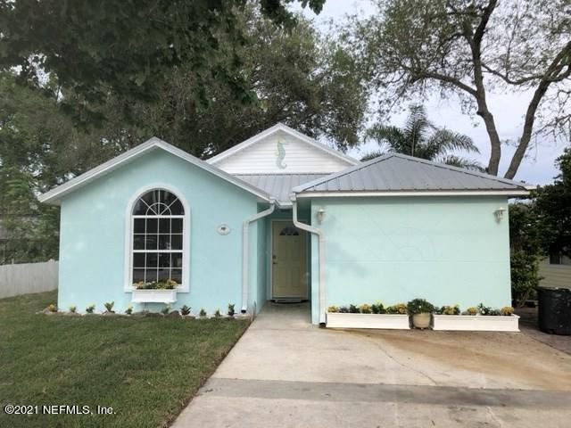 5 LISBON ST, Saint Augustine, FL 32080 - MLS#: 1109446