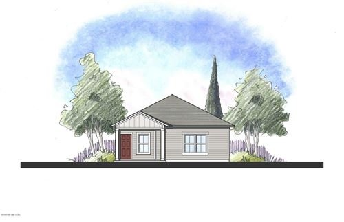 Photo of 231 CLARYS RUN #Lot No: 290, ST AUGUSTINE, FL 32092 (MLS # 1064449)