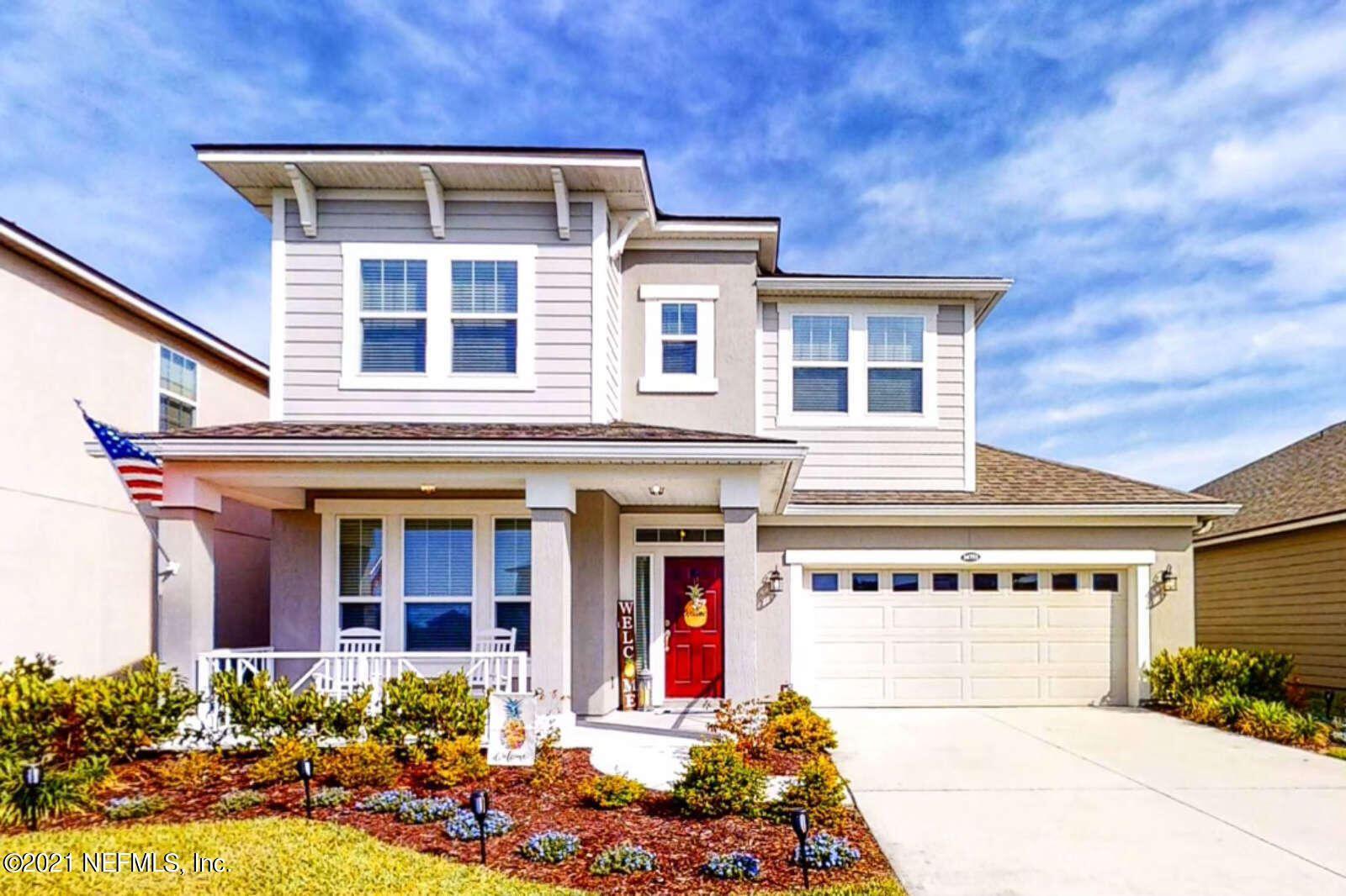 14751 GARDEN GATE DR, Jacksonville, FL 32258 - MLS#: 1105449