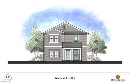 Photo of 237 CLARYS RUN #Lot No: 289, ST AUGUSTINE, FL 32092 (MLS # 1064453)