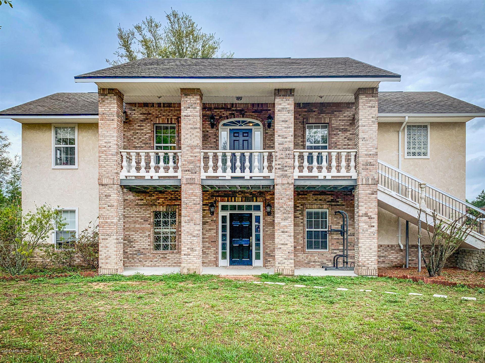 5754 N CRATER LAKE CIR #Lot No: 9, Keystone Heights, FL 32656 - #: 1049462