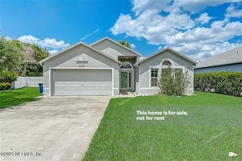 Photo of 12555 KNOLLCREST CT, JACKSONVILLE, FL 32225 (MLS # 1108468)