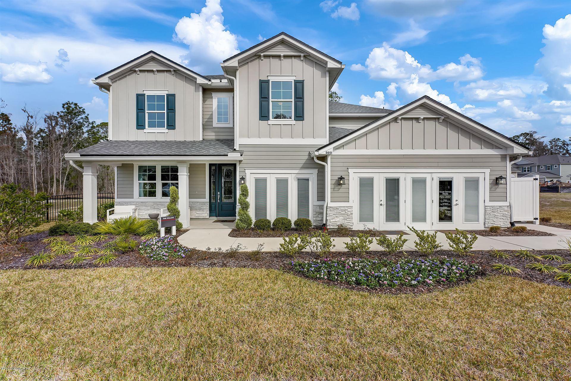 5051 LOSCO RD #Lot No: 35, Jacksonville, FL 32257 - MLS#: 1036475