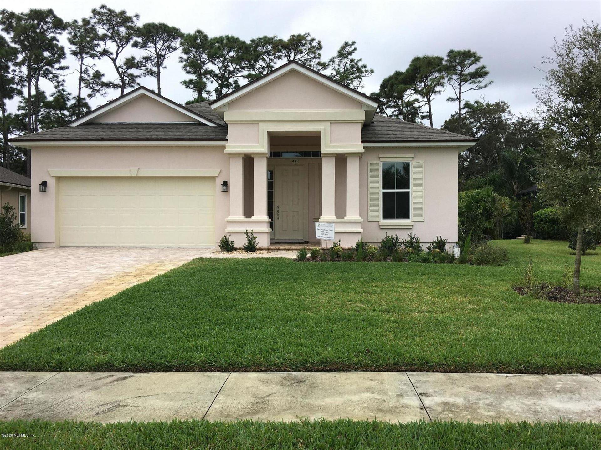 421 VENECIA WAY, Saint Augustine, FL 32086 - MLS#: 1048475