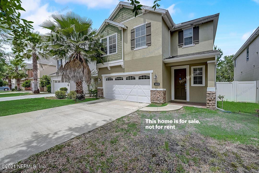3822 CHASING FALLS RD, Orange Park, FL 32065 - MLS#: 1109476