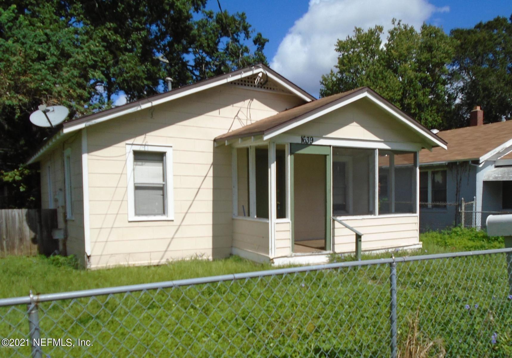 1639 W 16TH ST, Jacksonville, FL 32209 - MLS#: 1091497
