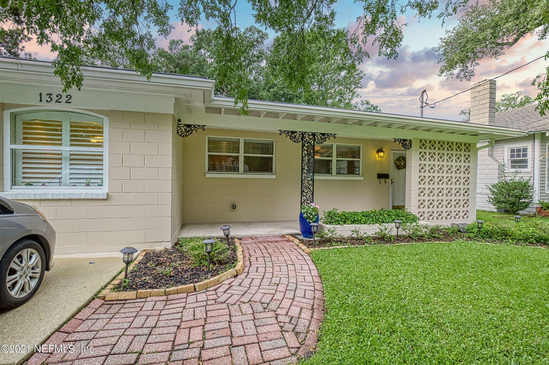 1322 WOLFE ST, Jacksonville, FL 32205 - MLS#: 1105507