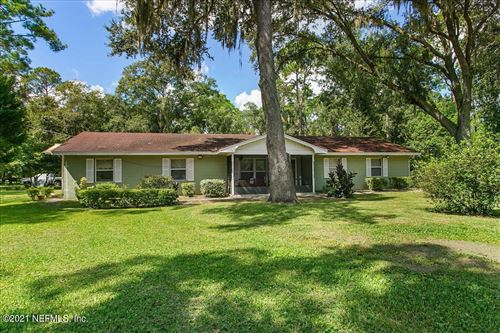 Photo of 3351 PACETTI RD, ST AUGUSTINE, FL 32092 (MLS # 1133515)
