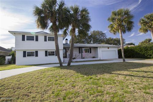 Photo of 3366 PALM ISLAND RD, JACKSONVILLE, FL 32250 (MLS # 1066522)