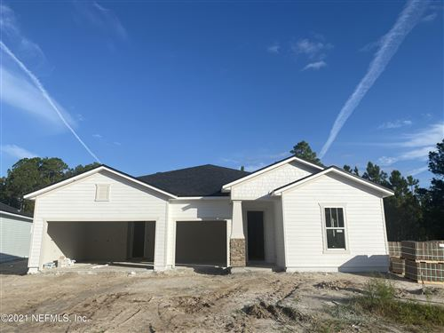 Photo of 232 RUSTIC MILL DR #Lot No: 26, ST AUGUSTINE, FL 32092 (MLS # 1119524)