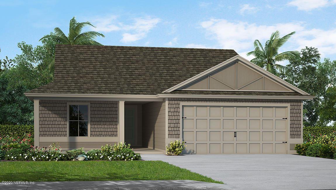 4285 GREEN RIVER PL #Lot No: 442, Middleburg, FL 32068 - MLS#: 1047525