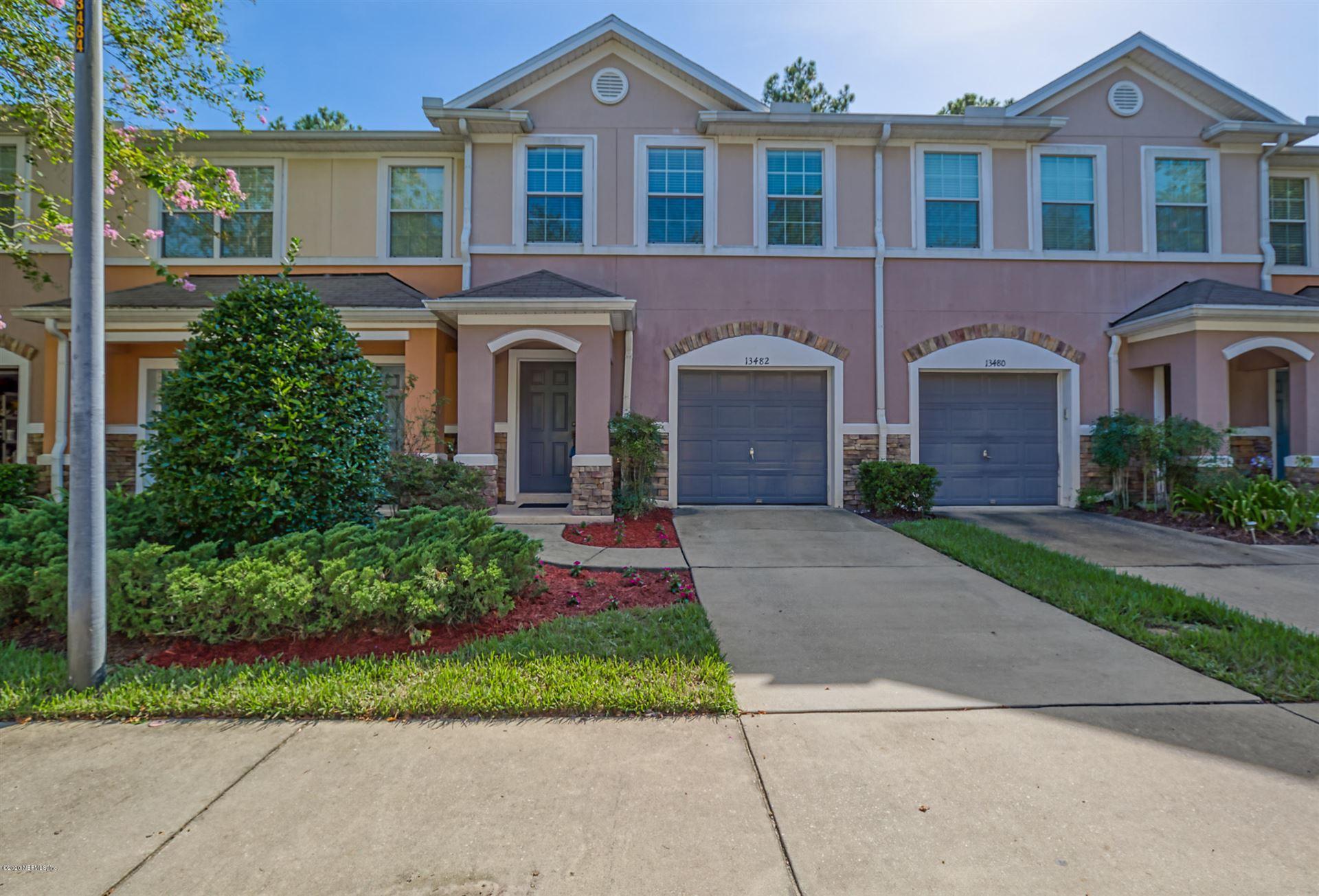 13482 SUNSTONE ST, Jacksonville, FL 32258 - MLS#: 1066531
