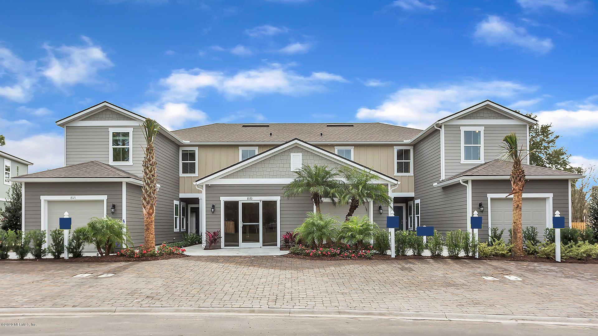 7971 ECHO SPRINGS RD #Lot No: 61, Jacksonville, FL 32256 - #: 1053535
