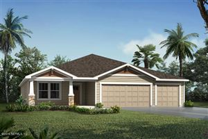 Photo of 107 WILD ROSE DR #Lot No: 119, ST JOHNS, FL 32259 (MLS # 1019536)