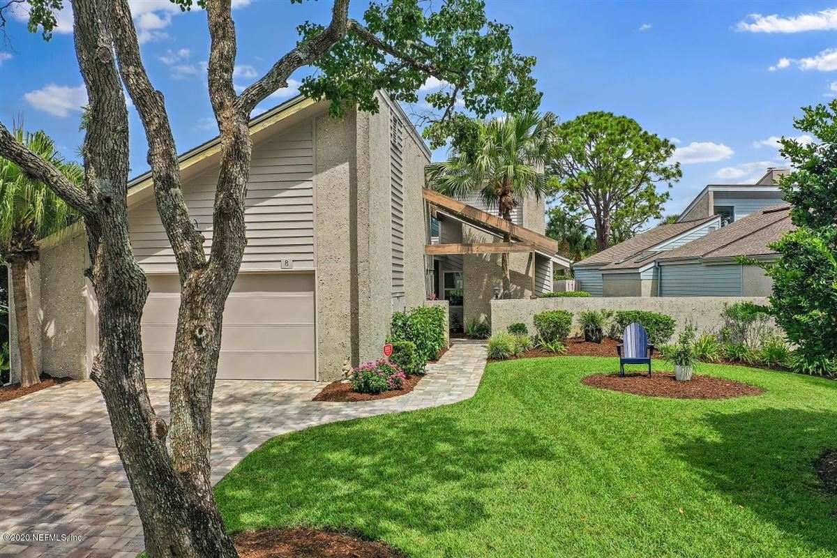 8 LAKE JULIA DR S, Ponte Vedra Beach, FL 32082 - MLS#: 1073538