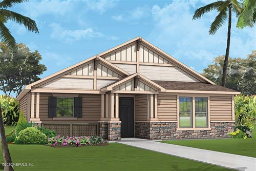 Photo of 104 FOOTBRIDGE ST #Lot No: 55, ST JOHNS, FL 32259 (MLS # 1034540)