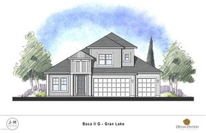 Photo of 559 WILLOWLAKE DR #Lot No: 262, ST AUGUSTINE, FL 32092 (MLS # 984548)