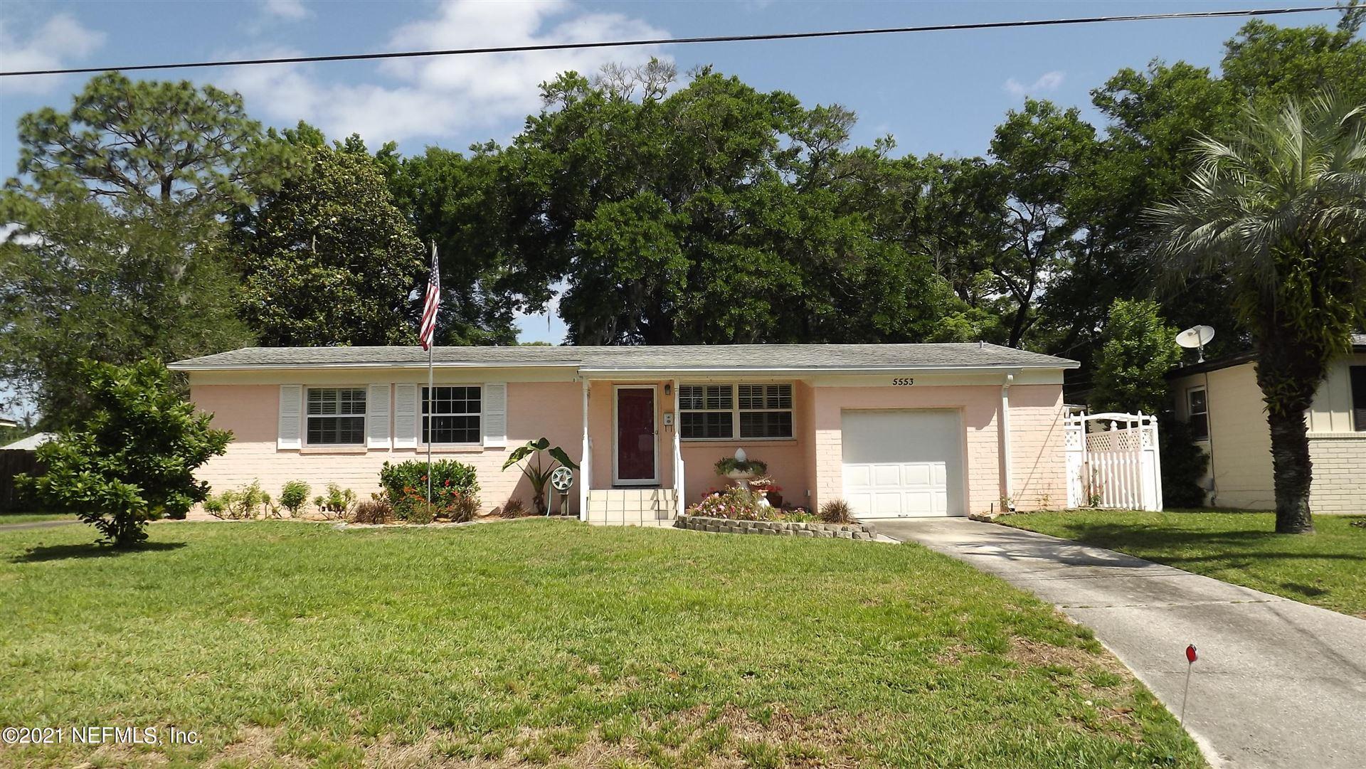 5553 SELTON AVE, Jacksonville, FL 32277 - MLS#: 1107549