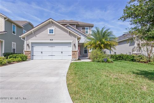Photo of 158 TABBY LAKE AVE #Lot No: 357, ST AUGUSTINE, FL 32092 (MLS # 1131560)