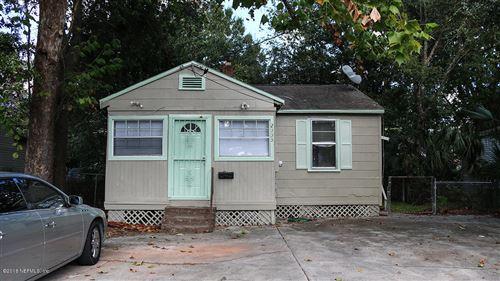 Photo of 2333 WOODLAND ST, JACKSONVILLE, FL 32209 (MLS # 961560)