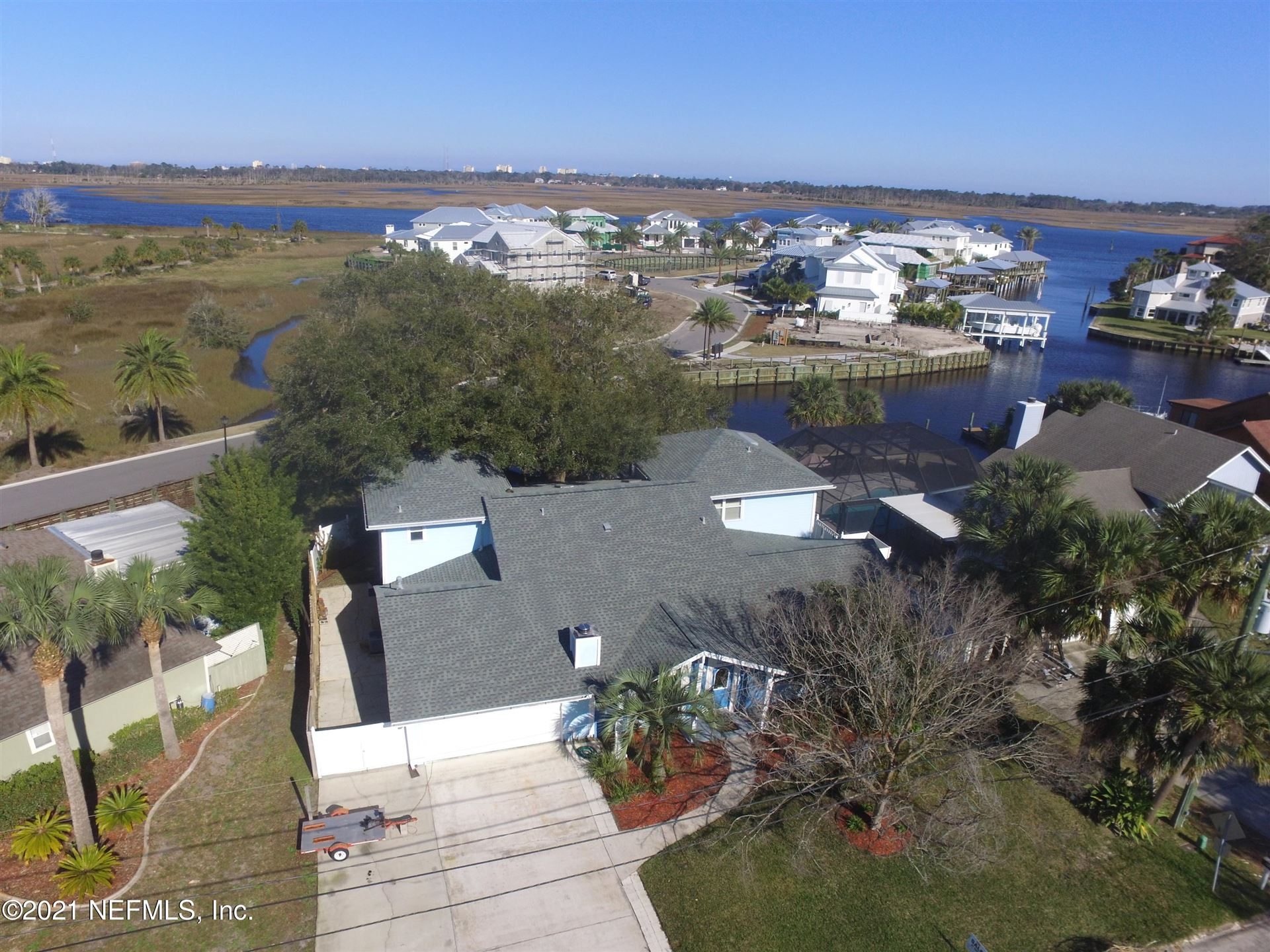4149 STACEY RD W #Lot No: 13, Jacksonville, FL 32250 - MLS#: 1097561