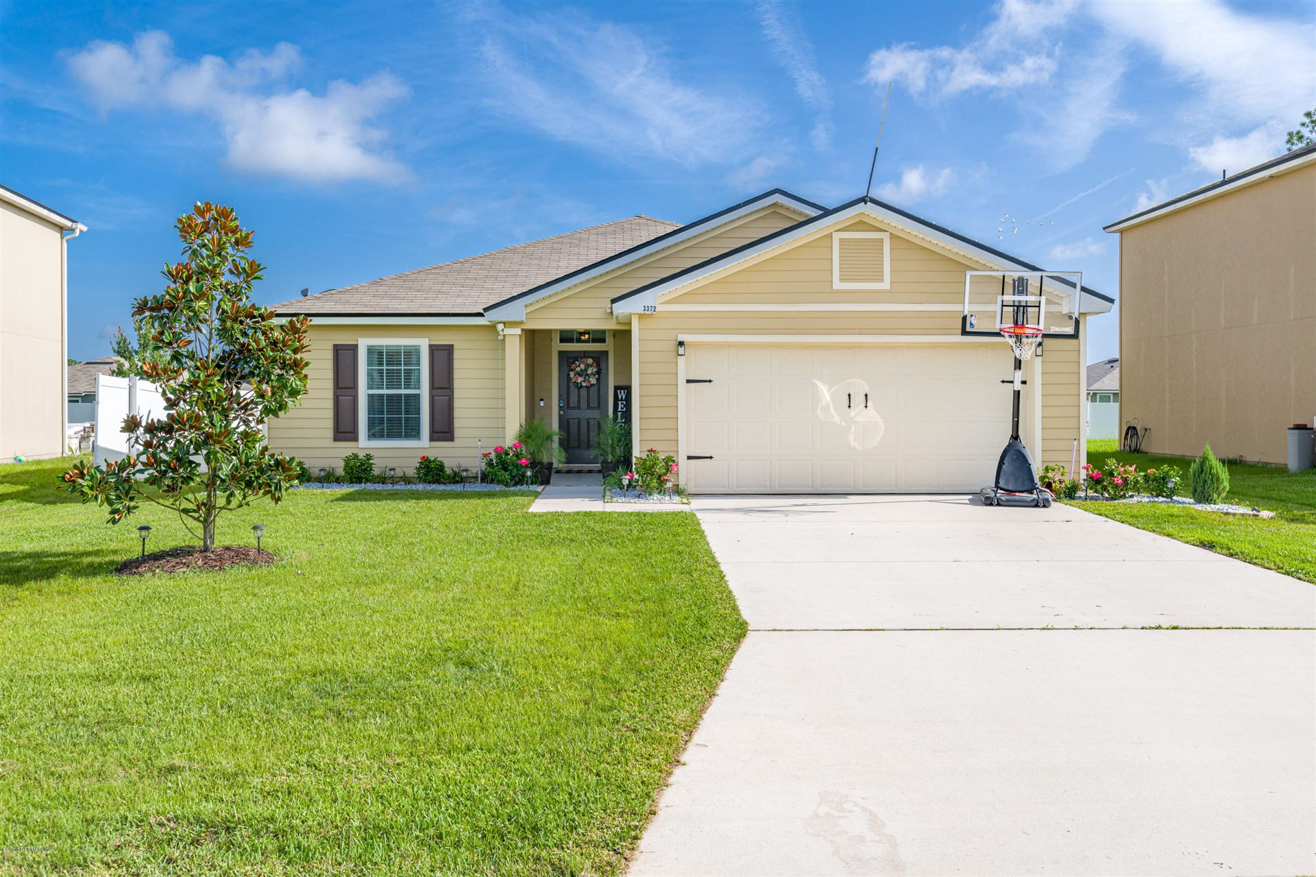 Photo for 3372 CANYON FALLS DR, GREEN COVE SPRINGS, FL 32043 (MLS # 1066563)
