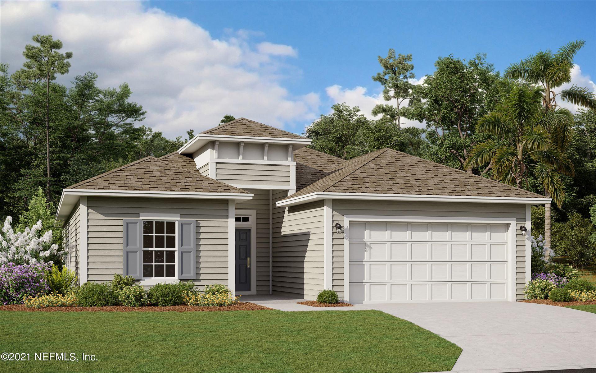 2877 COPPERWOOD AVE #Lot No: 061, Orange Park, FL 32073 - MLS#: 1097563