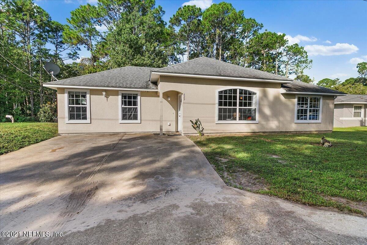 625 S BREVARD ST, Saint Augustine, FL 32084 - MLS#: 1138565