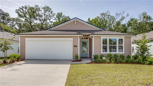 Photo of 184 CHASEWOOD DR #Lot No: 21, ST AUGUSTINE, FL 32095 (MLS # 1026566)