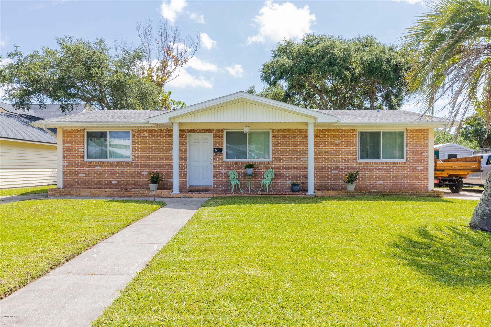 Photo for 34 COLONY ST, ST AUGUSTINE, FL 32084 (MLS # 1066566)