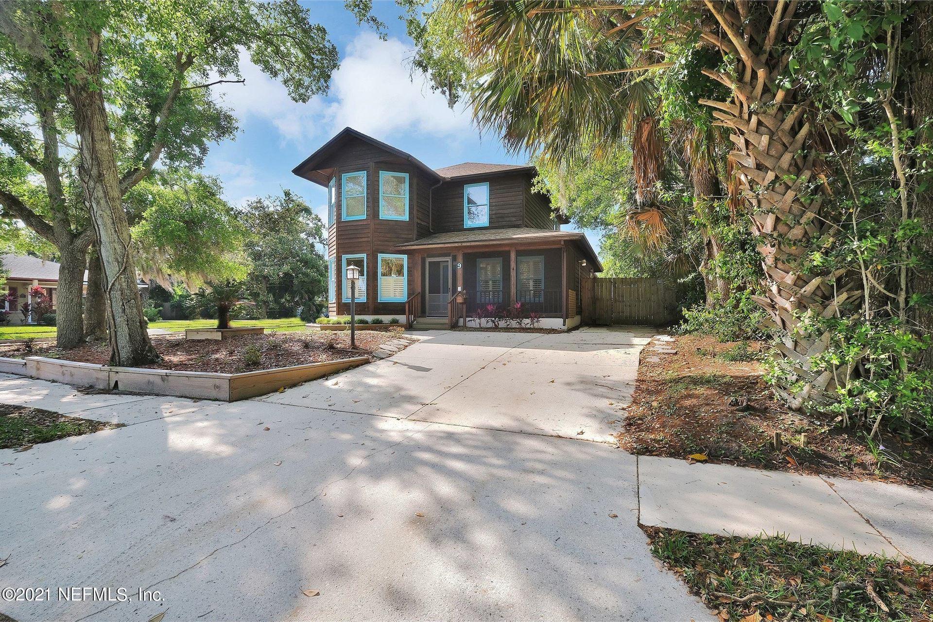 9 CT THEOPHELIA, Saint Augustine, FL 32084 - MLS#: 1108577