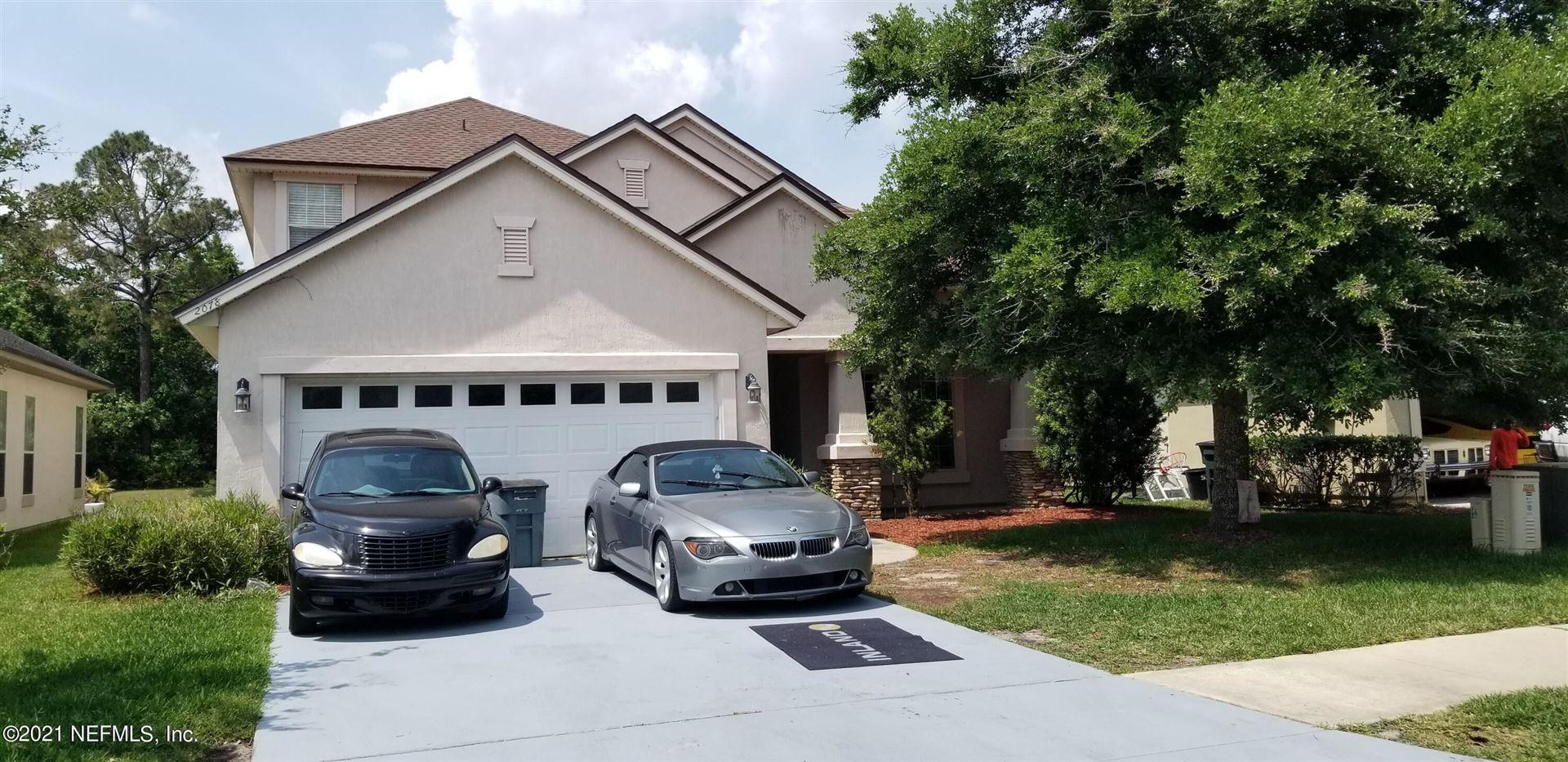 2078 HERITAGE OAKS CT #Lot No: 25, Orange Park, FL 32003 - MLS#: 1108585