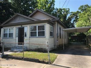 Photo of 1478 W 15TH ST, JACKSONVILLE, FL 32209 (MLS # 996587)
