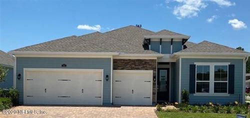Photo of 22 PAVIA PL #Lot No: 590, ST JOHNS, FL 32259 (MLS # 1045590)