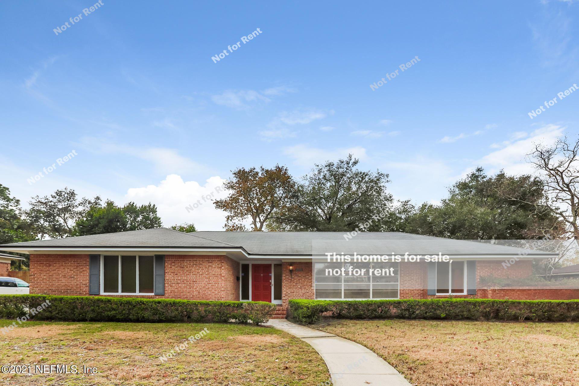 6906 ARIEL DR, Jacksonville, FL 32277 - MLS#: 1092596