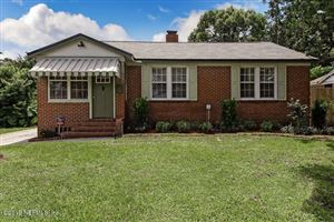 Photo of 8071 HAWTHORNE ST, JACKSONVILLE, FL 32208 (MLS # 1012605)