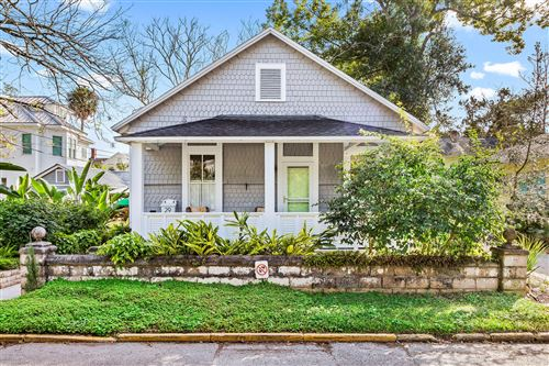 Photo of 29 MULBERRY ST, ST AUGUSTINE, FL 32084 (MLS # 1033608)