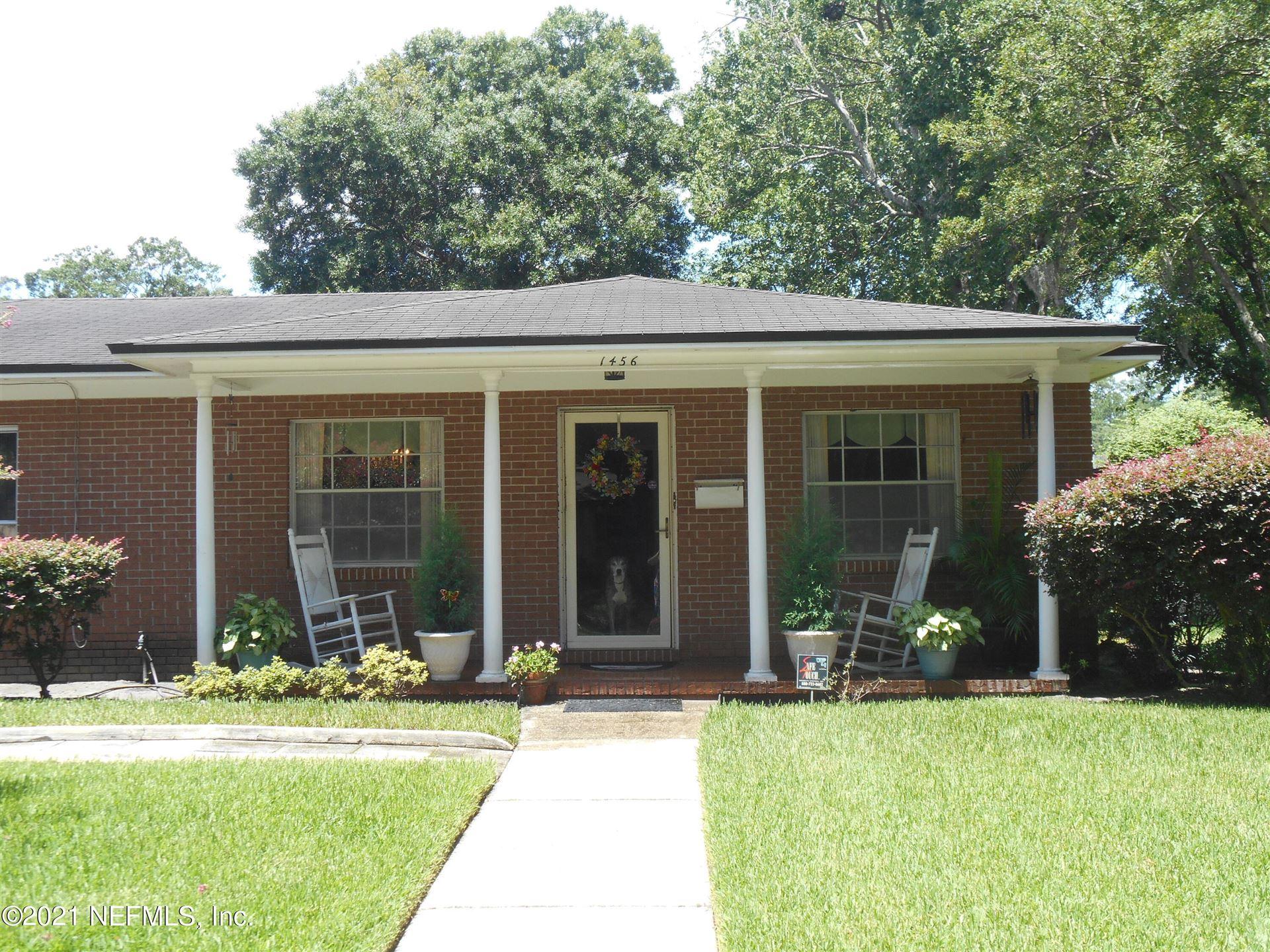 1456 DANBURY RD #Lot No: 65x140, Jacksonville, FL 32205 - MLS#: 1120609