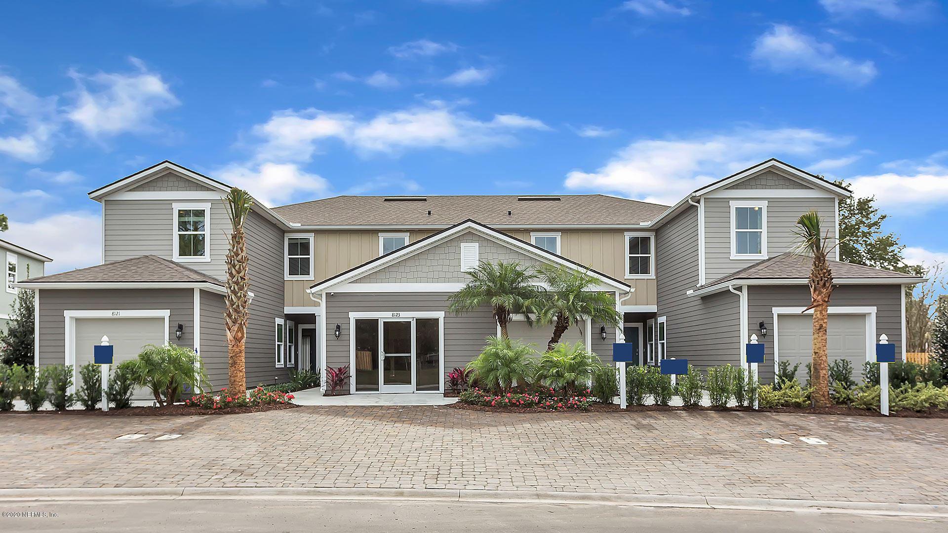 7824 ECHO SPRINGS RD #Lot No: 135, Jacksonville, FL 32256 - MLS#: 1105615