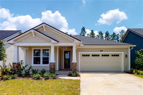Photo of 373 CONVEX LN #Lot No: 143, ST AUGUSTINE, FL 32095 (MLS # 1027621)