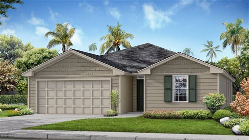 Photo of 3554 SUNFISH DR #Lot No: 369, JACKSONVILLE, FL 32226 (MLS # 1029626)