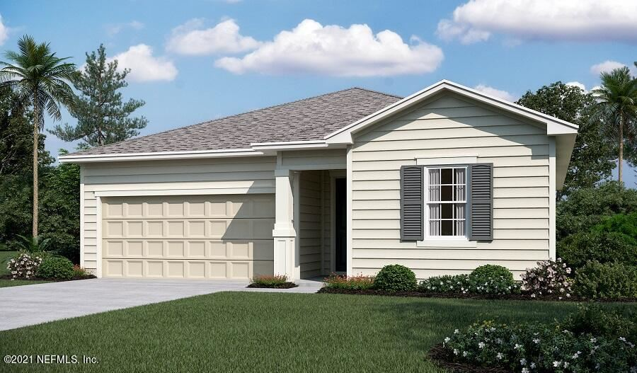 5054 SAWMILL POINT WAY #Lot No: 54, Jacksonville, FL 32210 - MLS#: 1103646