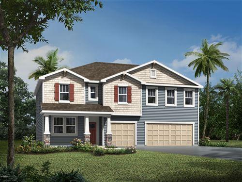 Photo of 418 NEWBERRY DR #Lot No: 17, ST JOHNS, FL 32259 (MLS # 1028648)