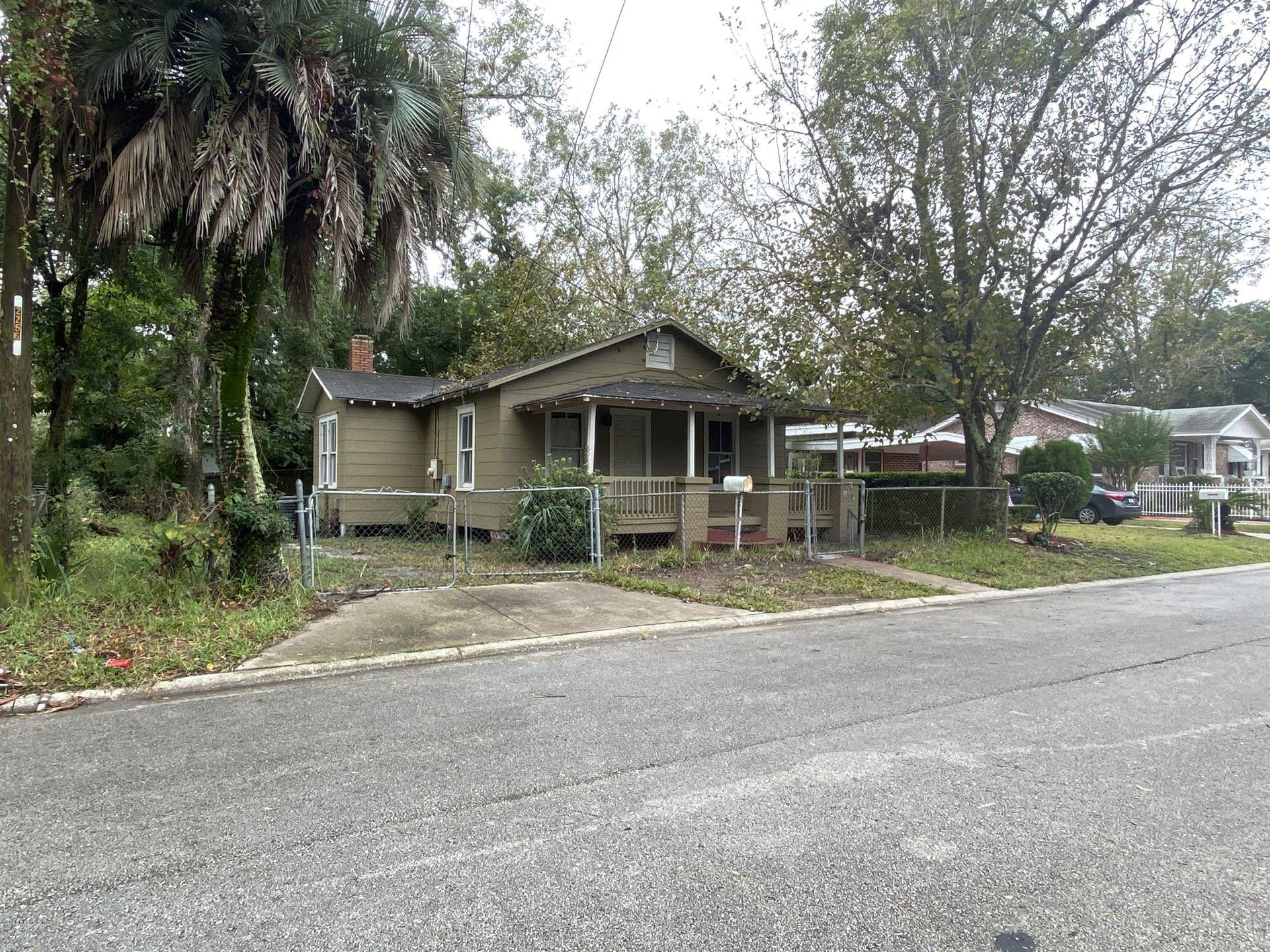 2260 W 17TH ST, Jacksonville, FL 32209 - MLS#: 1106648