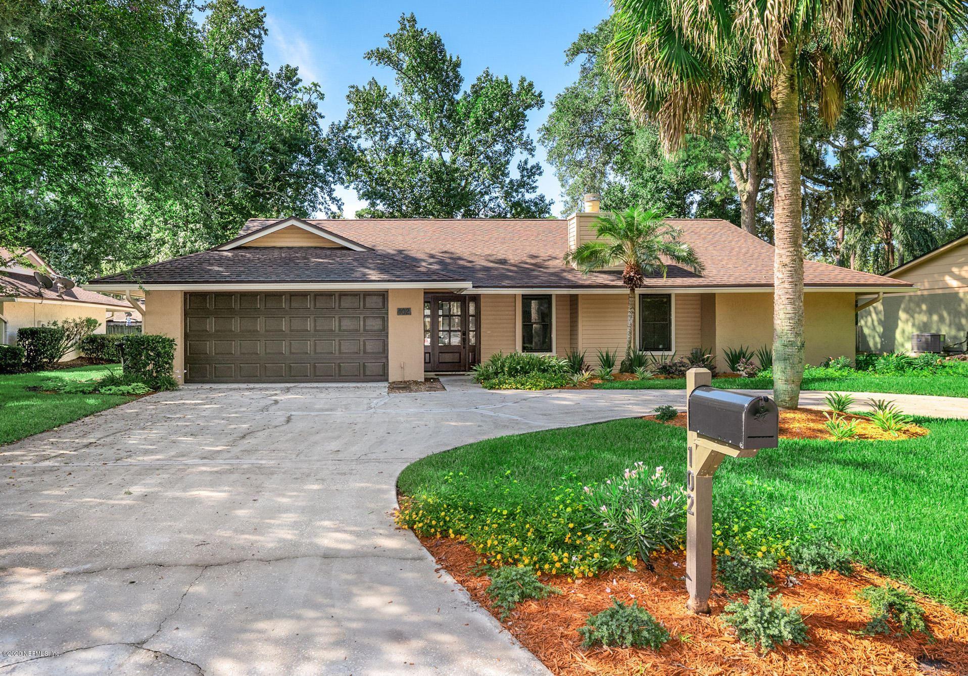 102 ABALONE LN #Lot No: 12, Ponte Vedra Beach, FL 32082 - MLS#: 1068671
