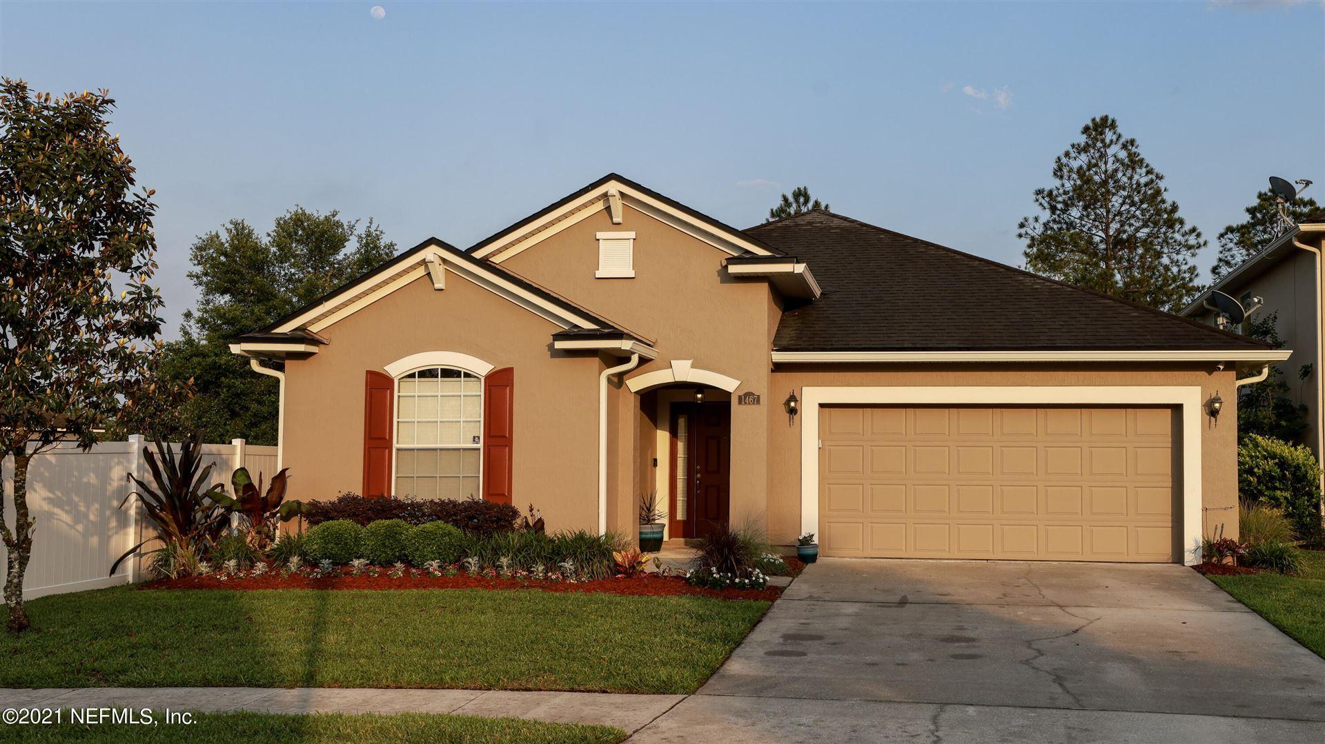 1467 LIMERICK CT, Jacksonville, FL 32221 - MLS#: 1107682
