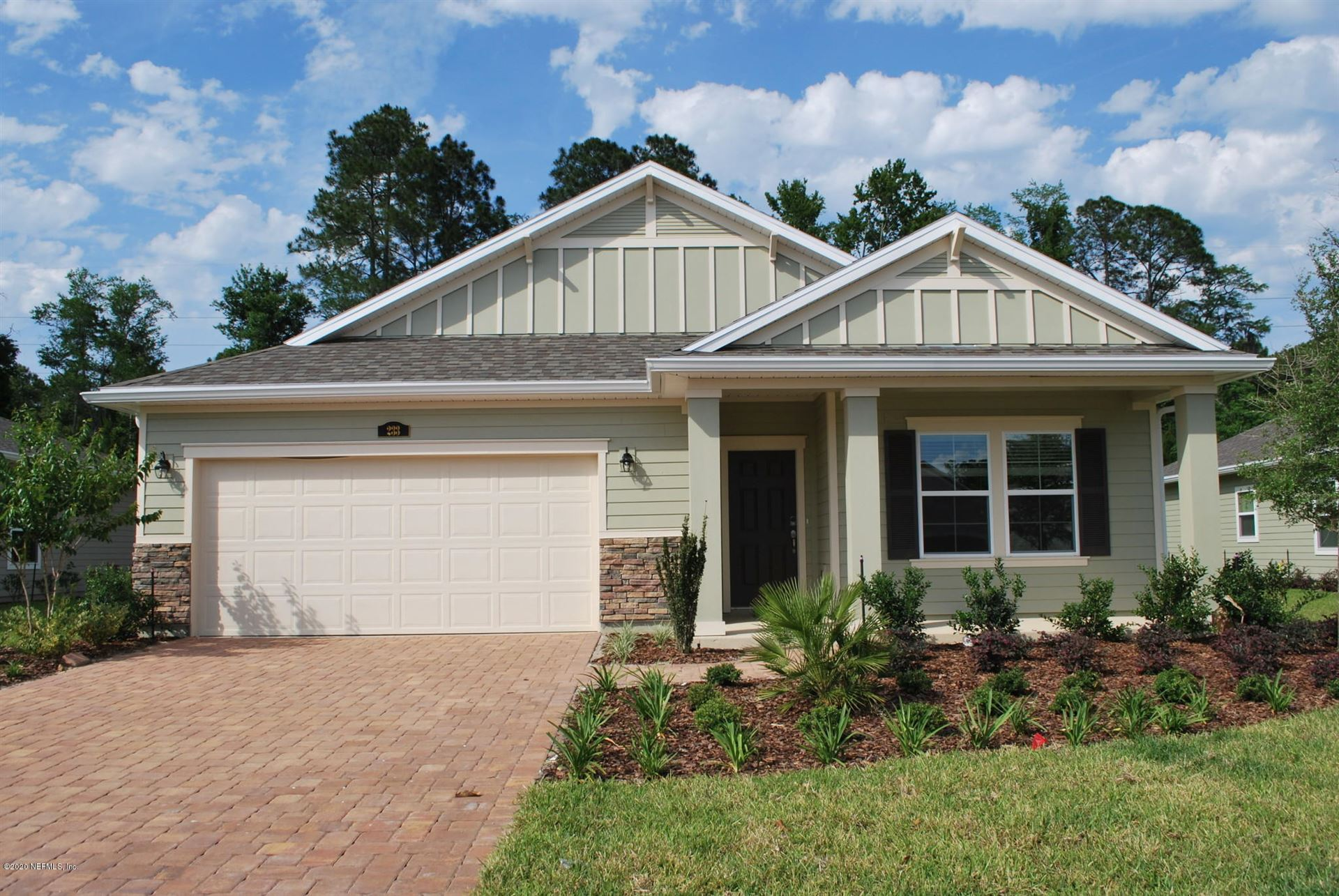 295 BLOOMFIELD WAY #Lot No: 745, Saint Augustine, FL 32092 - #: 1057701