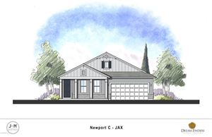 Photo of 255 BEALE AVE #Lot No: 122, ST AUGUSTINE, FL 32092 (MLS # 1025712)